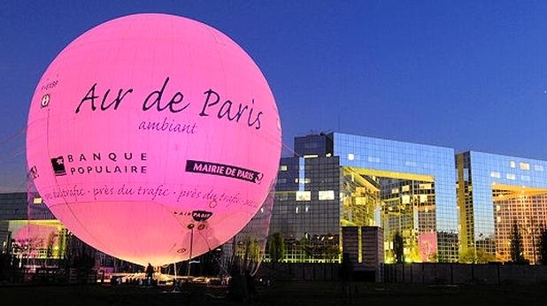 балон, париж