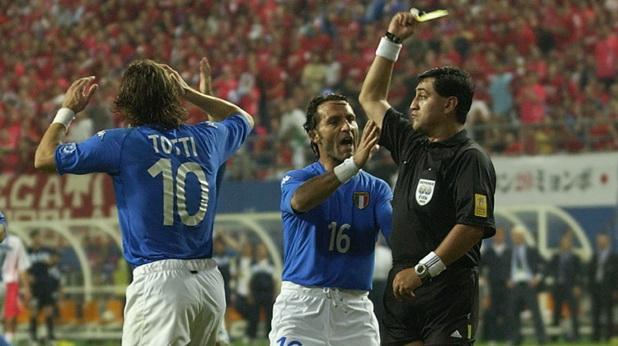 Южна Корея - Италия (2:1) на Мондиал 2002