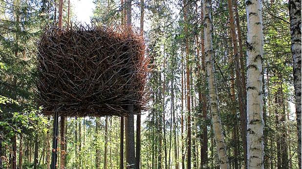 къща на дърво