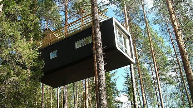 къща на дърво1