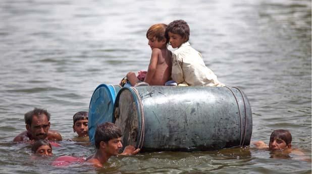 пакистан, наводнение