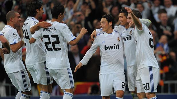 Реал (Мадрид), Милан