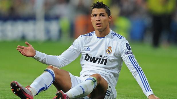 Кристиано Роналдо, Реал (Мадрид)