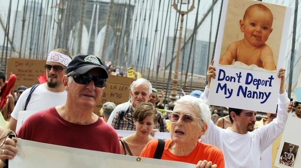 протест, емиграция