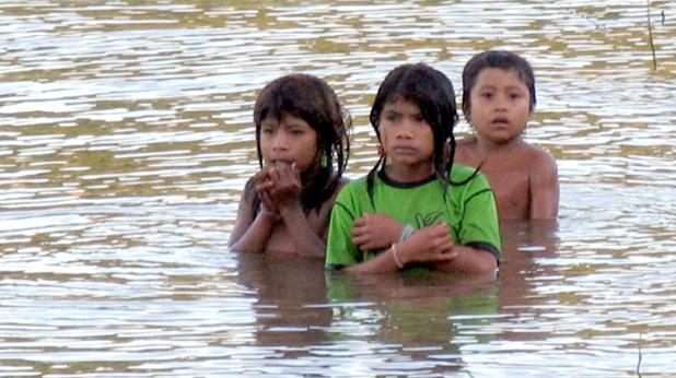 индианци, парагвай