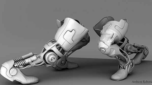 роботизирани крака