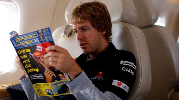 Себастиан Фетел, Формула 1