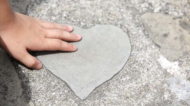 любов, сърце