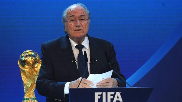 Сеп Блатер, ФИФА