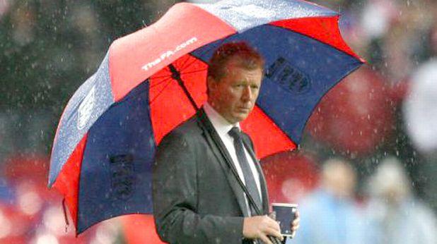 Глупакът с чадъра