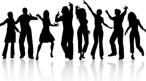 парти, танц