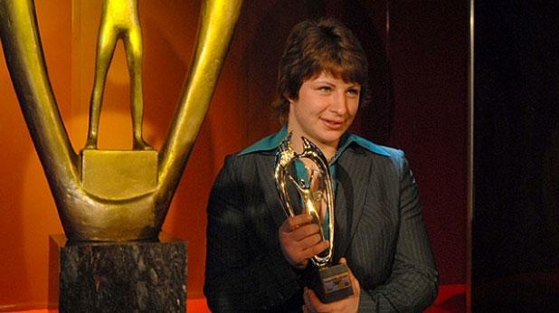 Станка Златева, Спортист на годината
