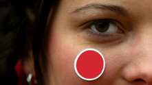 Червена точка