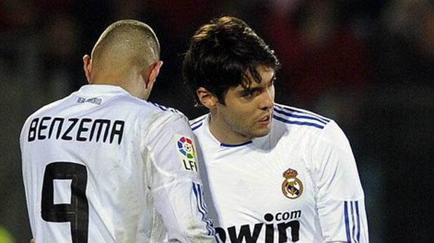 Кака, Реал (Мадрид)