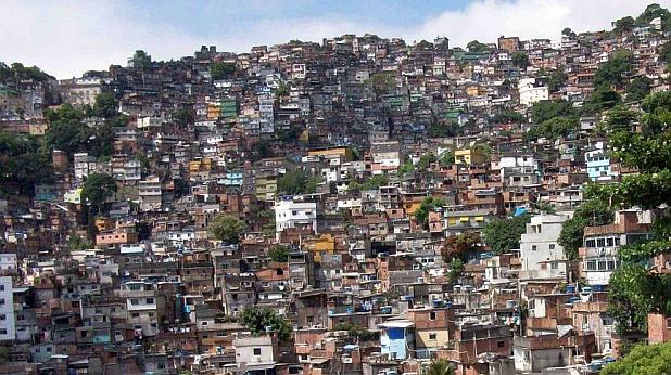 фавела, бразилия
