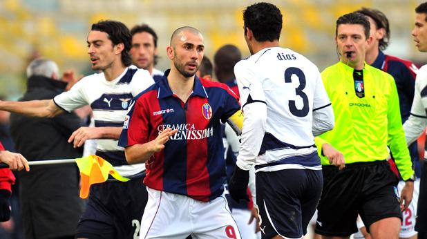 Бой на Болоня - Лацио
