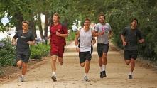 бягане, мъже, момчета