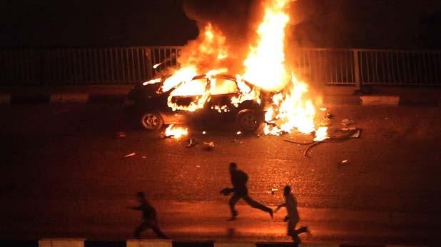 египет, подпалвачи