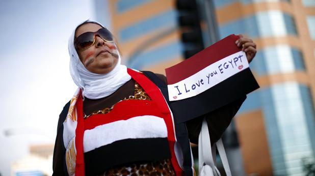 Египет протести
