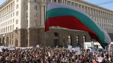 протест, хора