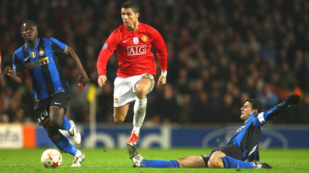 Манчестър Юнайтед - Интер 2:0