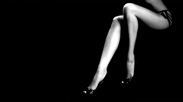 Крака, токчета