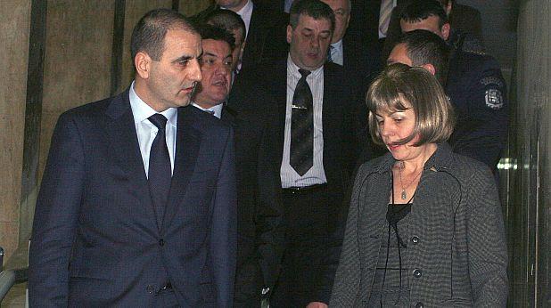 Цветанов и Фандъкова