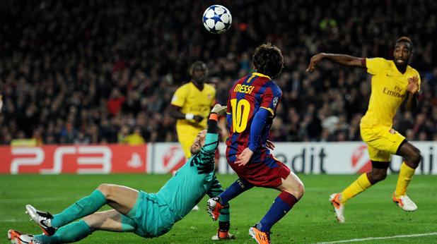 Барселона - Арсенал