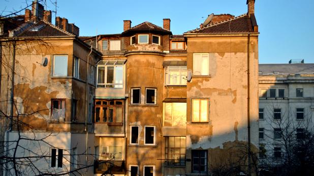 Сграда в София