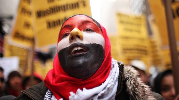 Арабски протести