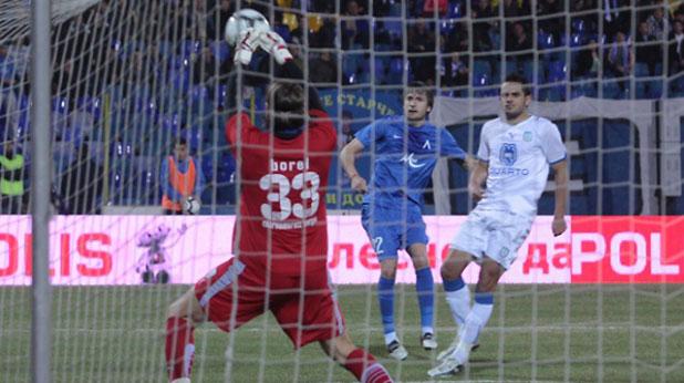 Левски - Черноморец 1:0
