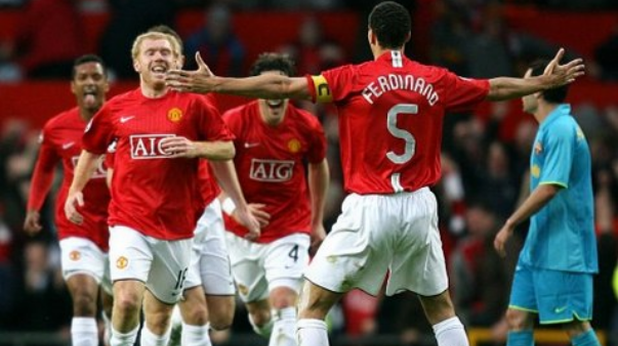 Манчестър Юнайтед - Барселона 1:0 (2008)