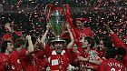 Ливърпул триумфира с европейската купа през 2005 в Истанбул