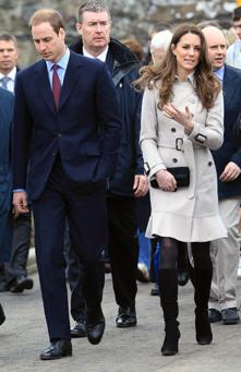 Младоженци - Уилям и Кейт