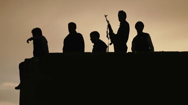 Либия война