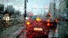 Дъжд, коли