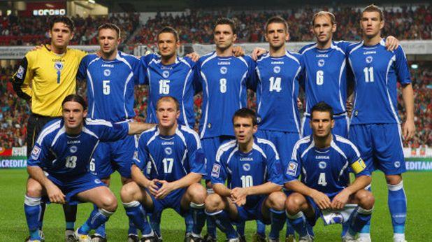Национален отбор на Босна