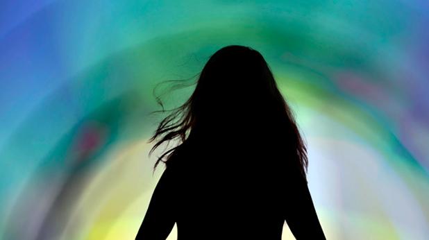 Жена сянка