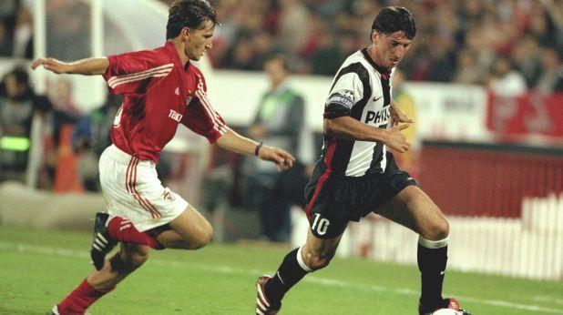 Бенфика - ПСВ 2:1 (Шампионска лига'98)