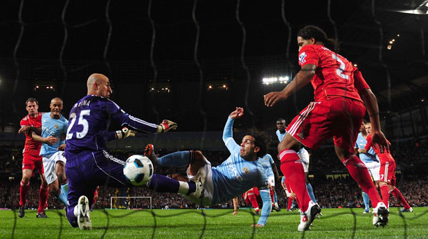 Манчестър Сити - Ливърпул 3:0