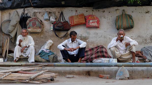 Индия, беднотия