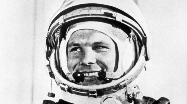 Юрий Гагарин - 12 април 1961