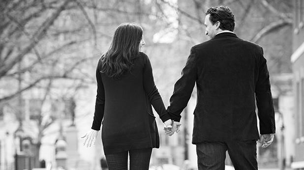 Мъж и жена, любов