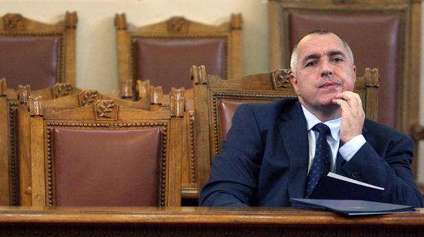 Бойко Борисов, Народно събрание, парламент, ГЕРБ, премиер