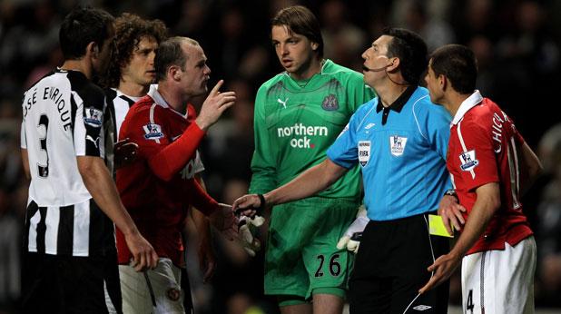 Нюкасъл - Манчестър Юнайтед 0:0