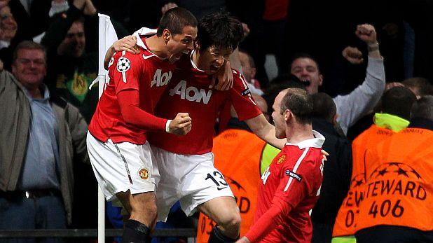 Радост в Ман Юнайтед