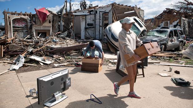 Алабама, ураган
