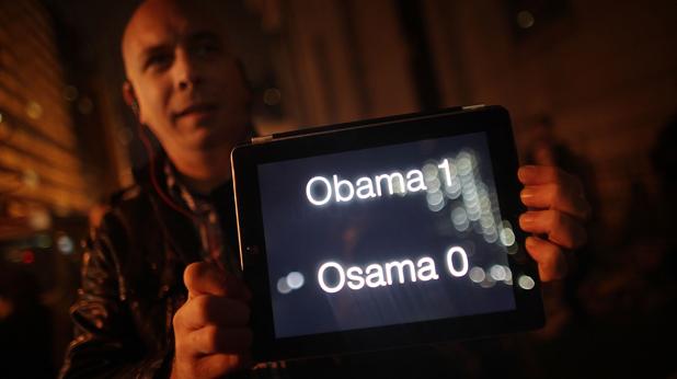 Осама бин Ладен, смърт, САЩ