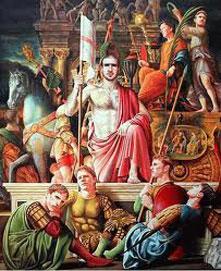 Кантона като Исус