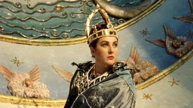 Гена Димитрова, опера, Набуко